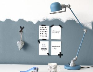 Denim-drift-lamp-bureaulamp