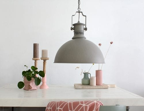 Lamp-hanglamp-landelijk