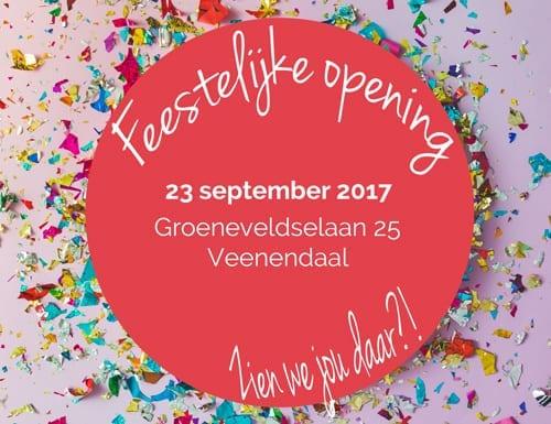 De feestelijke opening van Directlampen.nl