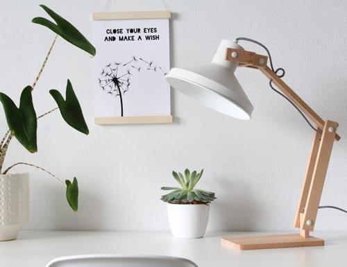 Witte-tafellamp-landelijk