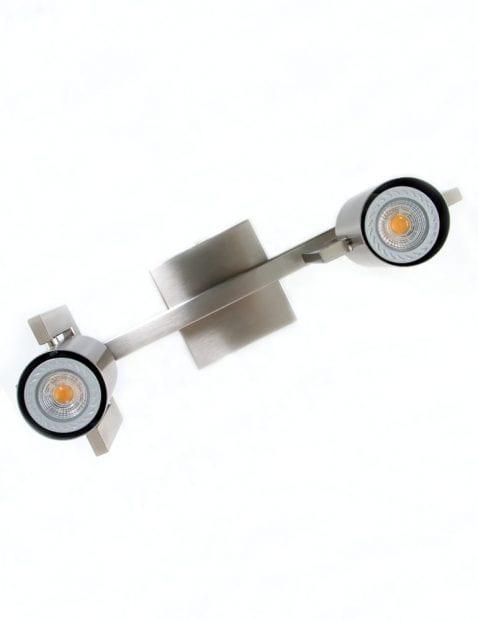 2-spot-wandspot-freelight-staal-kantelbaar_1
