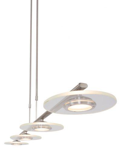 Vierlichts hanglamp