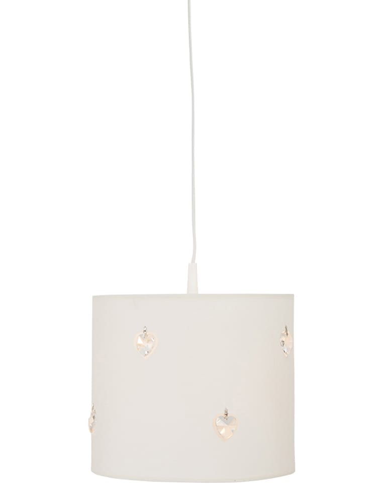 Populair Gebroken witte kinderkamer hanglamp Emma VO73