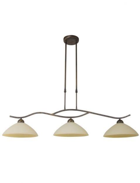 Drielichts-bronskleurige-lamp