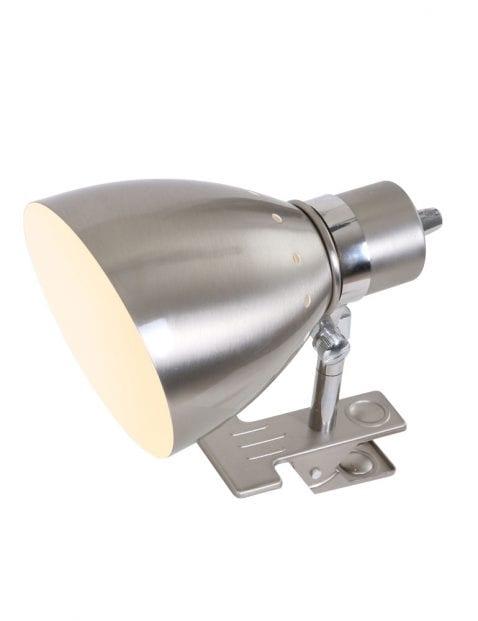 Wandlampje-staal