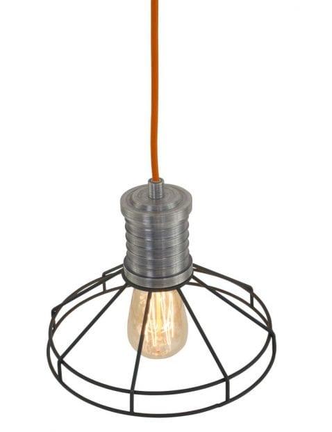 anne-lighting-draadlamp-donkergrijs-oranje-snoer