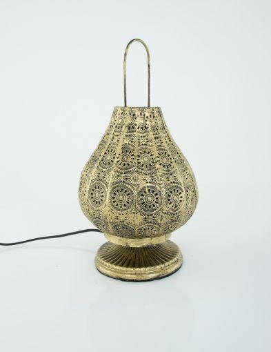 arabisch-tafellampje-brons_1