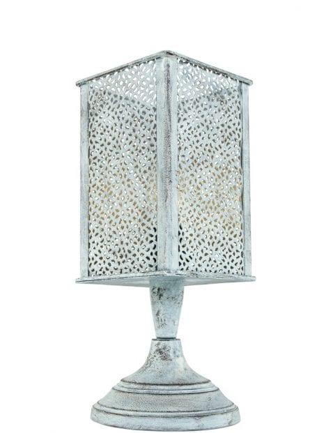 arabische-grijze-tafellamp-oosters