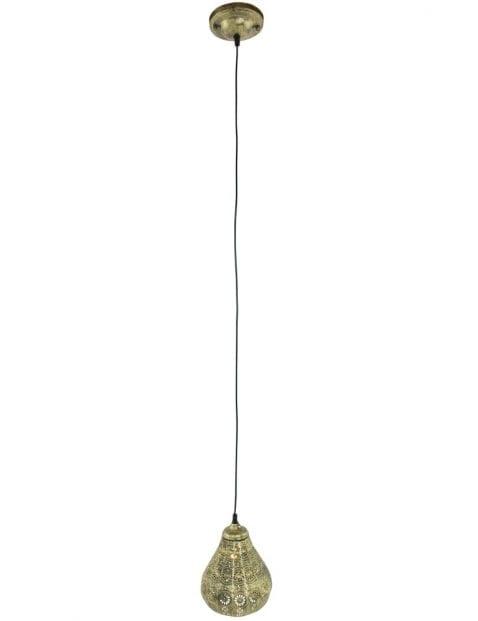 arabische-hanglamp-brons