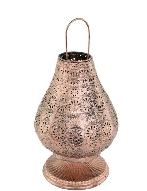 arabische-tafellamp-koperkleurig