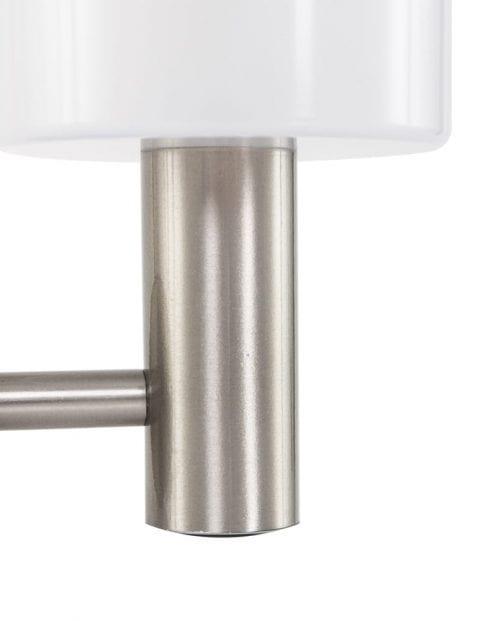 badkamerlampje-zilver