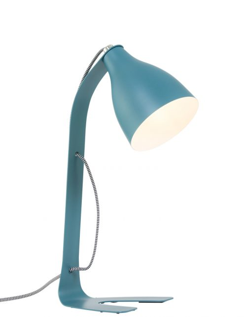 blauw-tafellampje