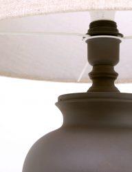 brocante-schemerlamp-beige-kap-bruine-voet_1_1