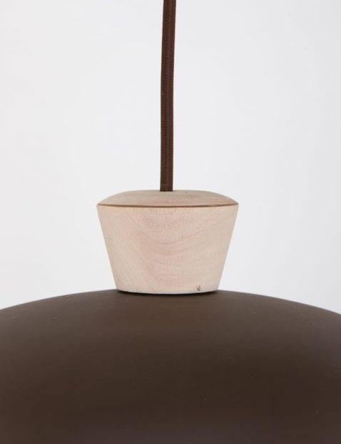 bronq-vince-mat-bruine-stoere-hanglamp