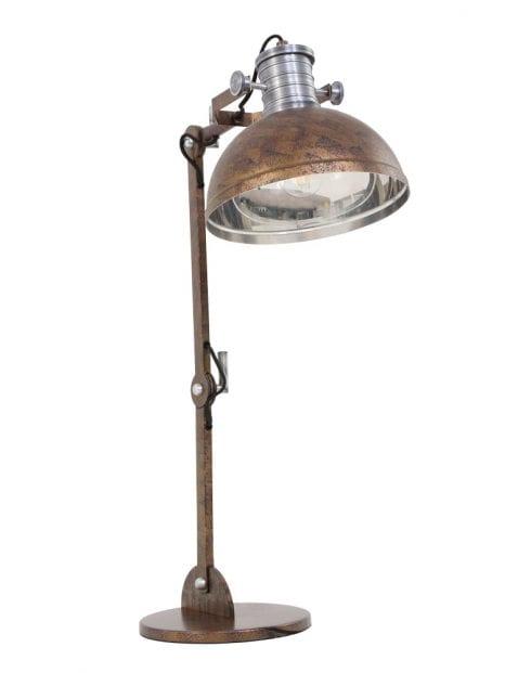 bruine_tafellamp