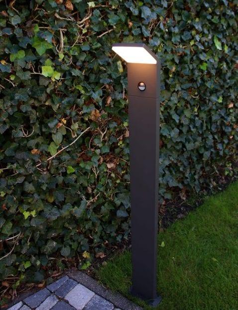 buitenlamp-modern-zwart