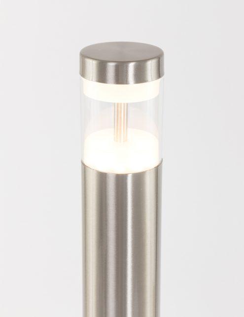 buitenlampje-staal-modern