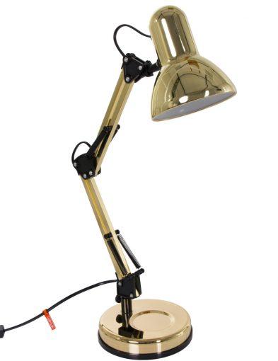 bureaulampje-trendy-goud