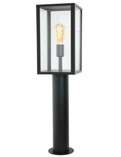 chique-zwarte-staande-lamp