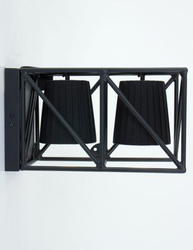 draadconstructie-dubbele-wandlamp-zwart-seletti-multilamp