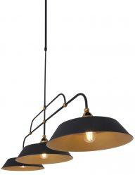 drielichts-hanglamp-zwart-goud_1