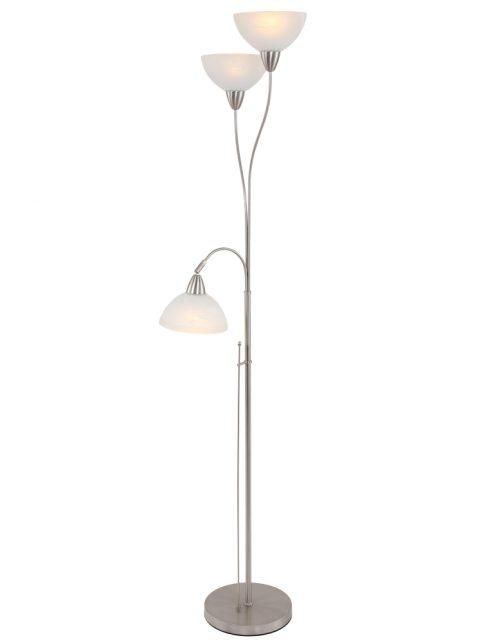 drielichts-stalen-vloerlamp