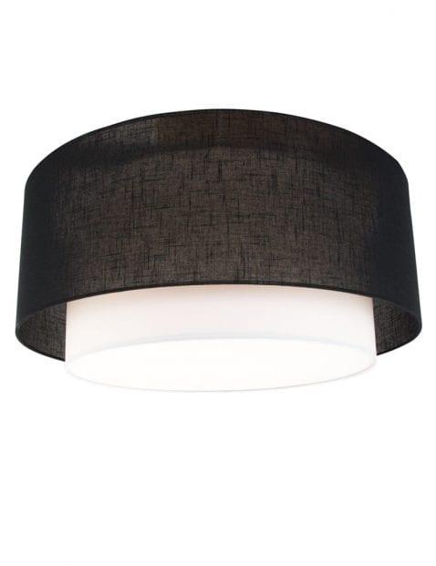 dubbele-lampenkap-plafondlamp