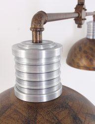 duo-hanglamp-bruin-patroon-verstelbaar-industrieel