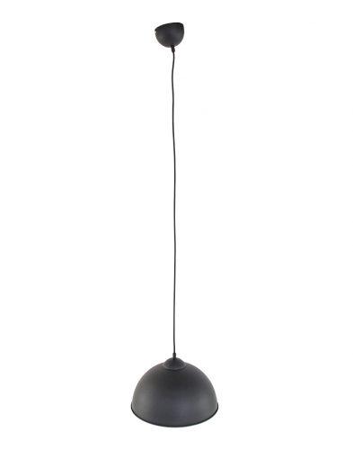 eettafellamp-zwart-met-gouden-binnenzijde-betoverend