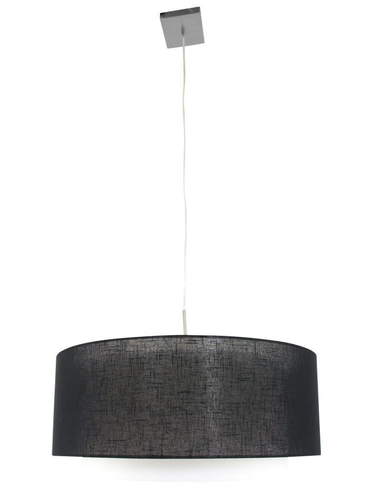 Design hanglamp freelight camelot zwart for Freelight lampen