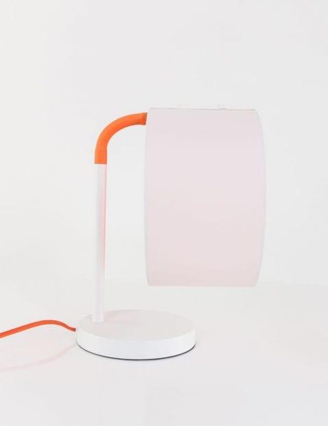 flexibele-schemerlamp-wit-met-oranje-details