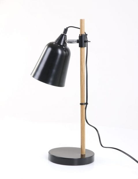 gaaf-bureaulampje-zwart
