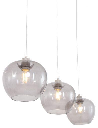 glazen-drielichts-hanglamp