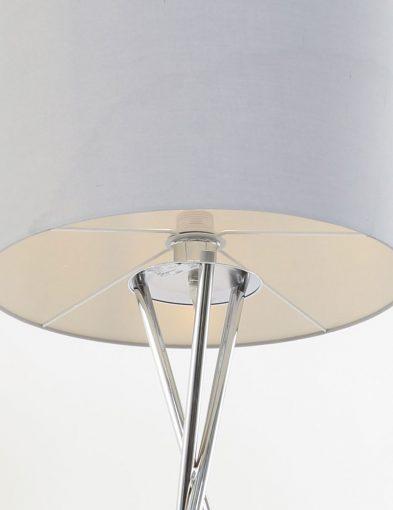 globo_moderne_chroom_vloerlamp