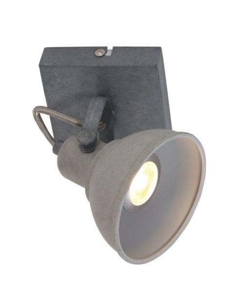 grijs-plafondlampje-industrieel-interieur