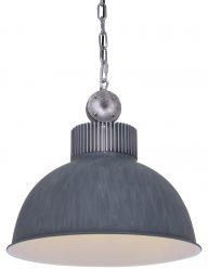 grijze-hanglamp-eettafellamp-stoere-uitstraling