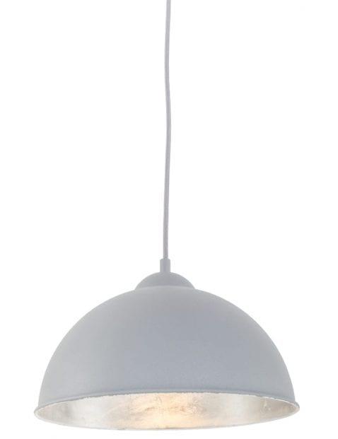 grijze-hanglamp-met-zilver-3