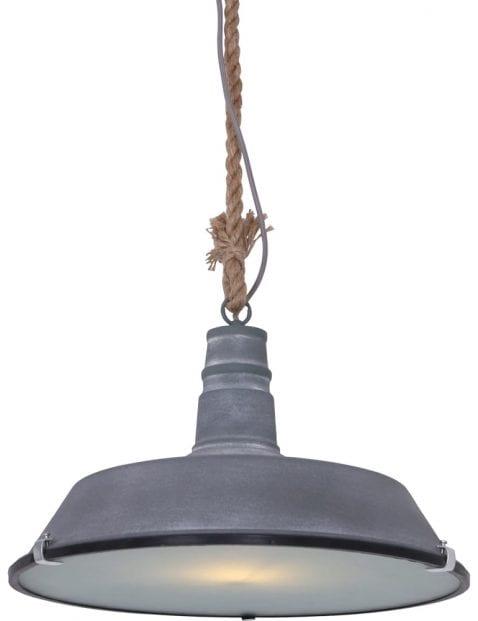 grijze-industrielamp-touw-fabriekslamp