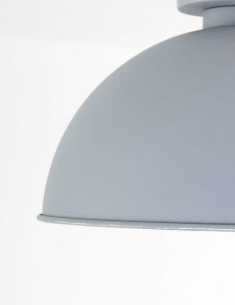 grijze-lamp-plafond-zilver