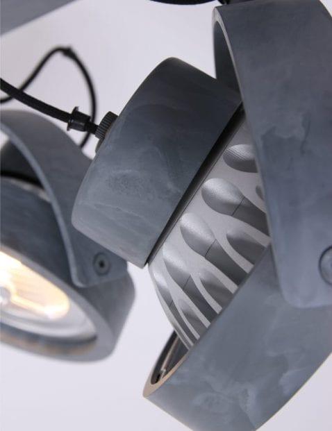 grijze-plafondspot-tweelichts