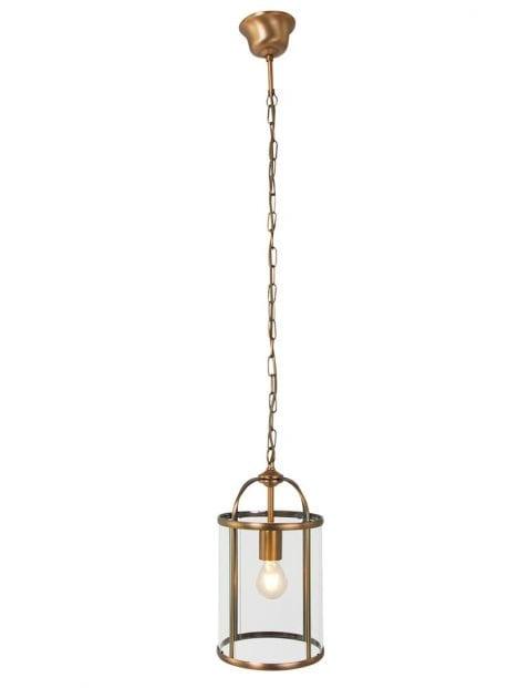 hanglamp-brons-lantaarn-enkellicht-bronzen-ketting