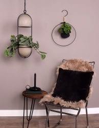 hanglamp-met-plant