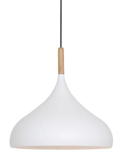 hanglamp-met-witte-kap-zwart-dtraad