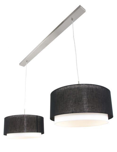 hanglamp-zwart-dubbel-freelight