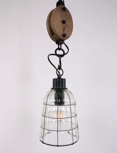 hanglampje-stijlvol-glas-zwart