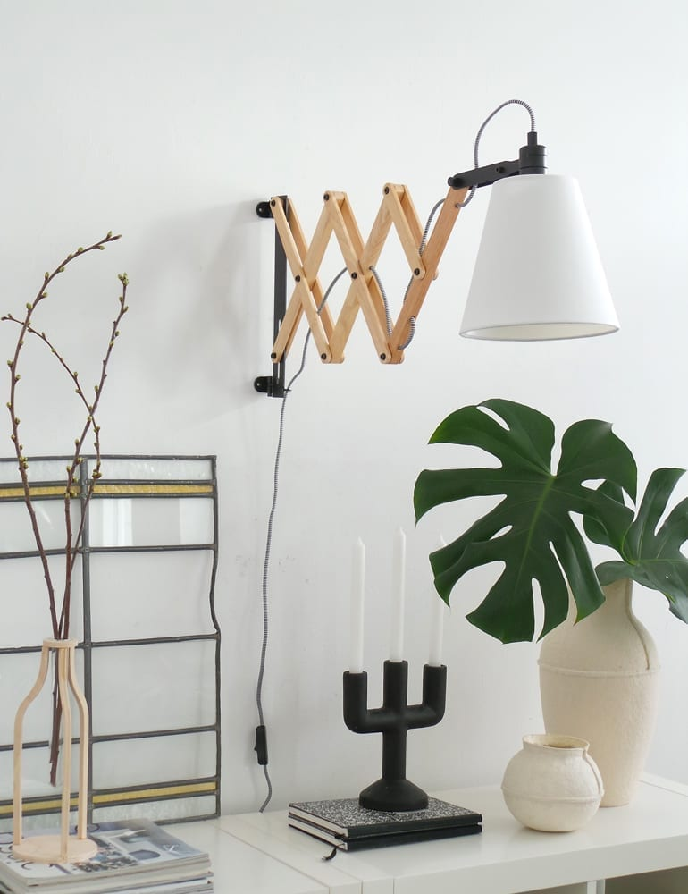 wand lamp affordable mooi licht voor buiten with wand lamp simple rare yellow panama wall lamp. Black Bedroom Furniture Sets. Home Design Ideas