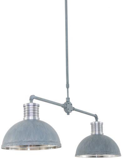 industrieel-tweelichts-hanglamp-grijs