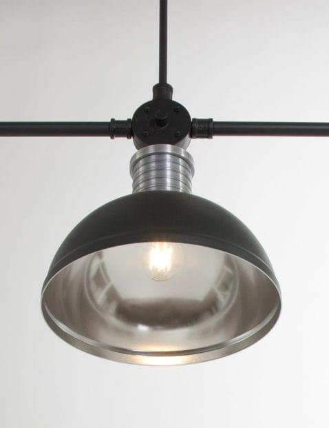 industriehanglamp-drie-lichtpunten