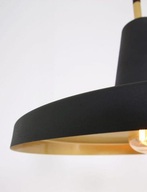 industrielamp-zwart-gouden-binnenkant_1