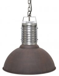 industriele-bruine-hanglamp-fabriekslamp